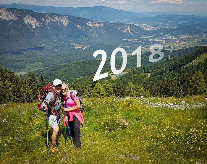 guided walking holidays in slovenia