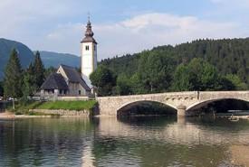 three-lakes-savica-bohinj-lake-church